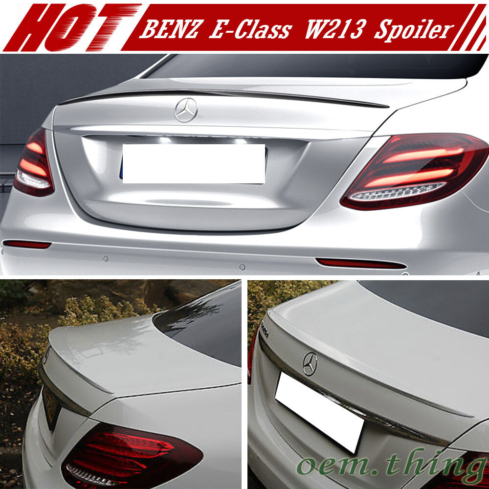Painted color for mercedes benz e class w213 saloon oe for How to open the trunk of a mercedes benz e320