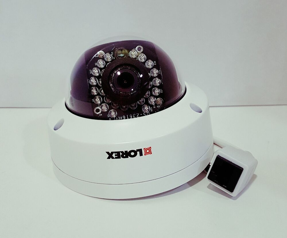 Lorex Lnd2152b Dome Hd Ip Camera For Nethd Nvr Ip Nethd