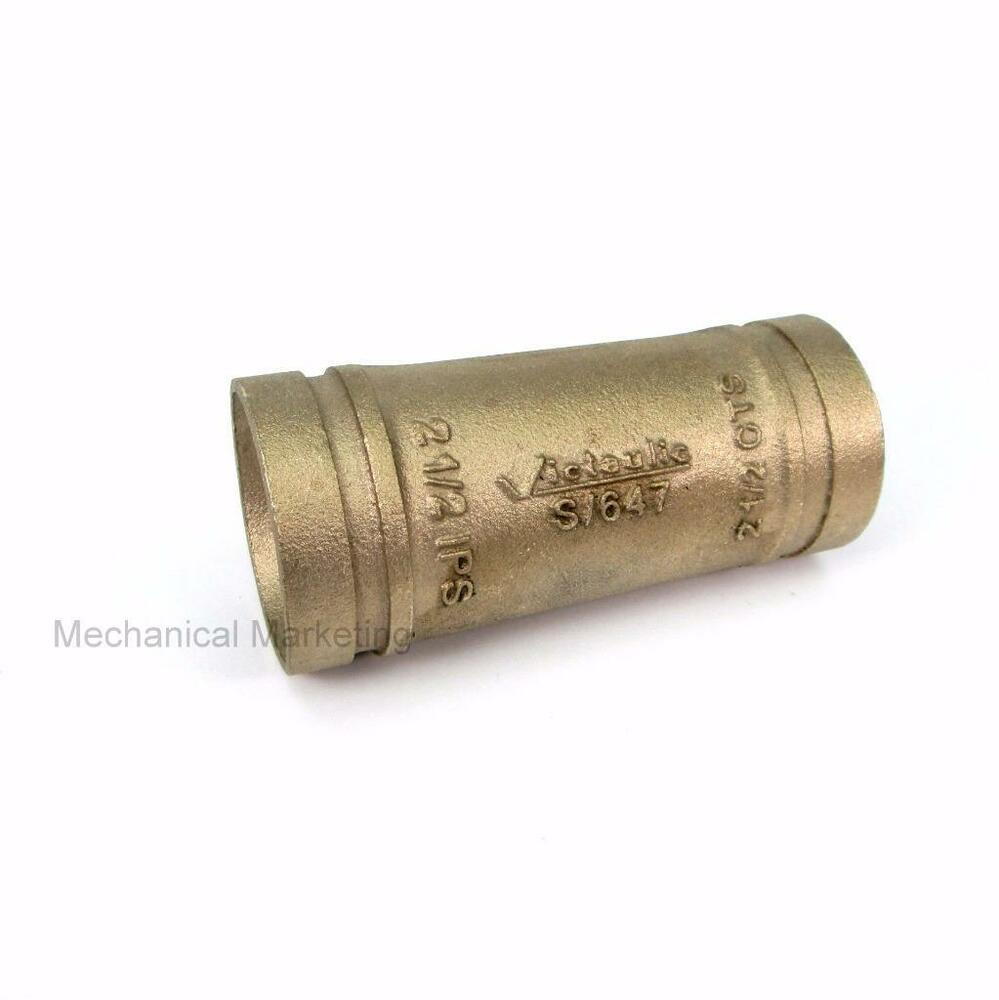 Victaulic quot dielectric waterway fitting style gg