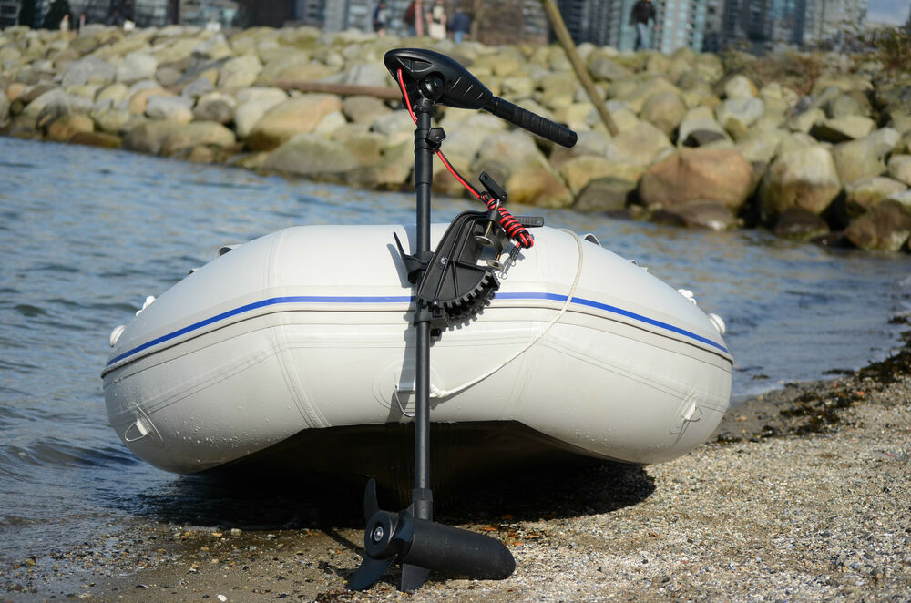Trolling Motor 55 Lb Trust Electric 12 Volts For Small