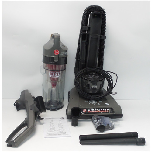 Hoover Uh70800 Windtunnel Upright Vacuum Ebay