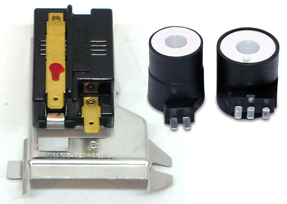 338906 279834 Gas Dryer Heat Sensor And Coils Kit For