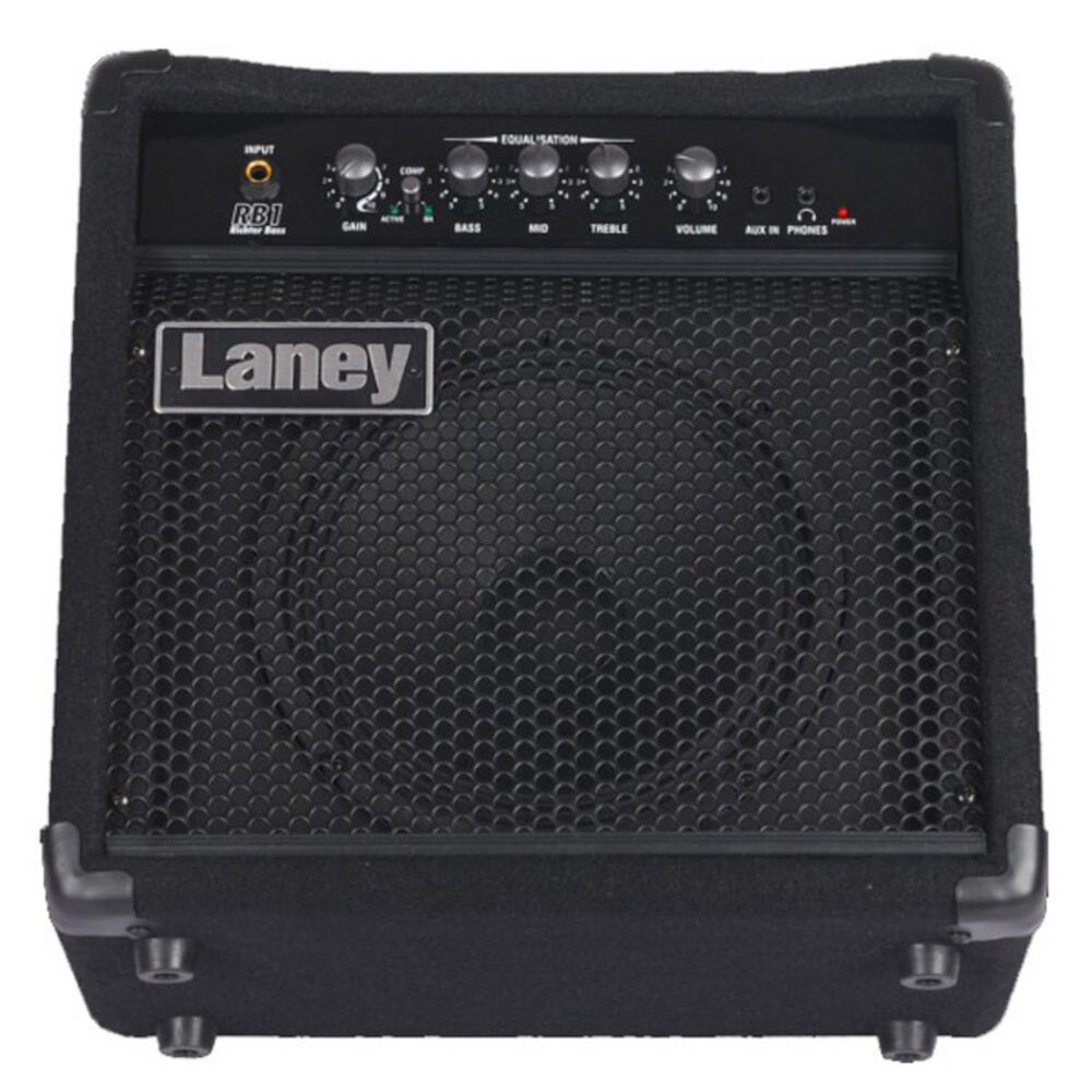 laney rb1 bass guitar combo amp instrument amplifier new boxed ebay. Black Bedroom Furniture Sets. Home Design Ideas