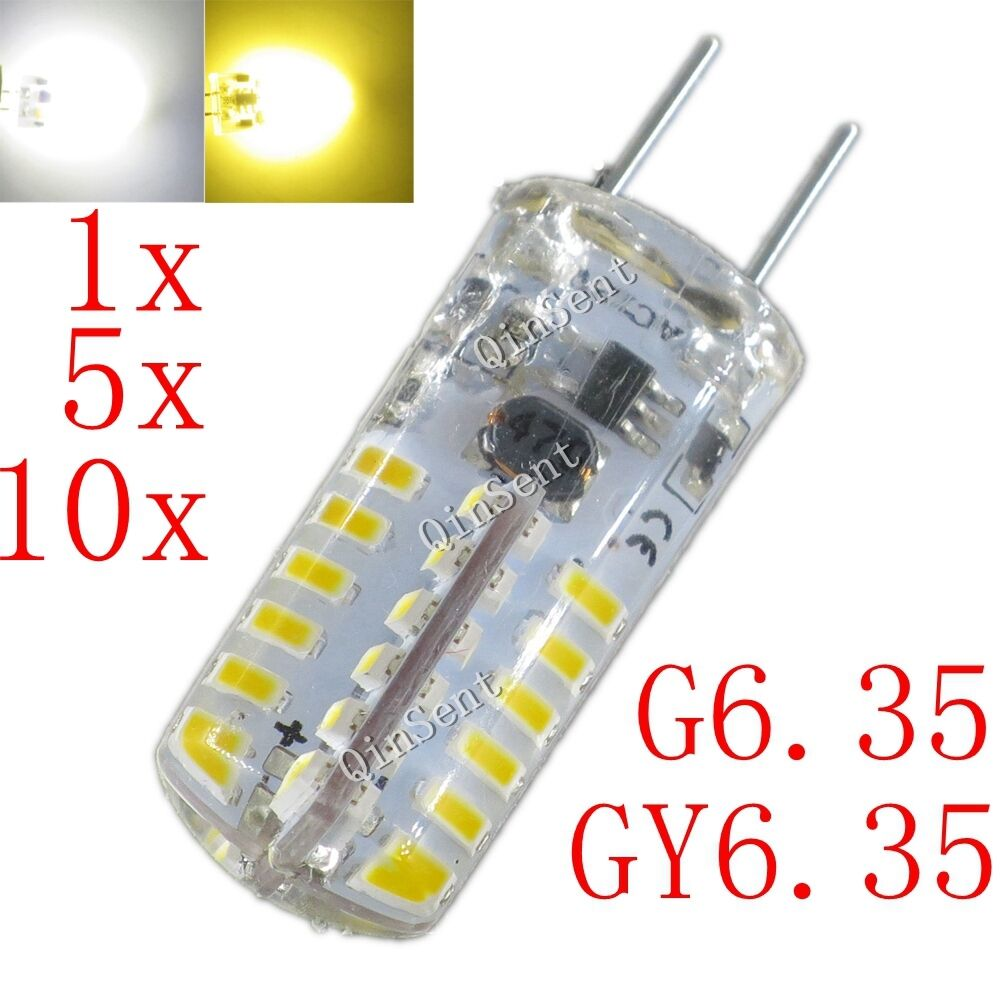 ac dc 12v 5w led light chandelier smd 3014 bulb halogen replacement ebay. Black Bedroom Furniture Sets. Home Design Ideas