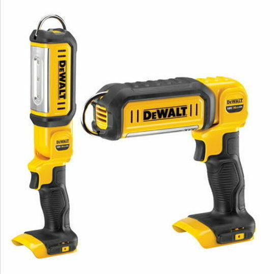 Dewalt Dcl050 18v Cordless Led Lamp Light Bare Tool Work