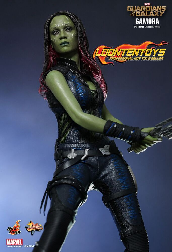 Hot Toys 16 Mms259 - Guardians Of The Galaxy Gamora In Stock  Ebay-3698