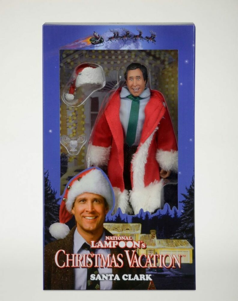 NECA National Lampoon's Christmas Vacation SANTA CLARK 8