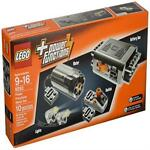 Lego Technic 8293 Power Functions Motor Set Toy Play MYTODDLER New