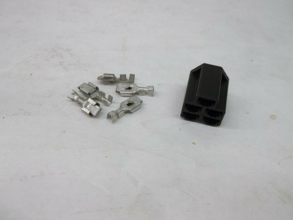 Wheel Horse Lawn  U0026 Garden Tractor Key Switch 5 Prong Plug