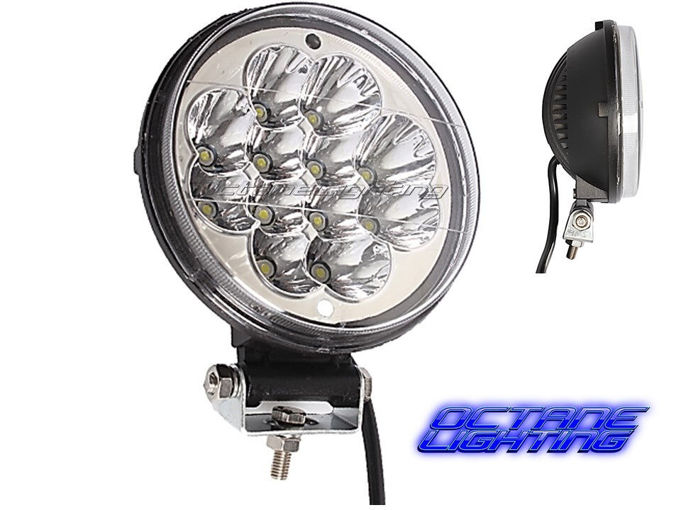 5 Quot Round Off Road Jeep Truck Led Lamp Auxiliary Fog Spot