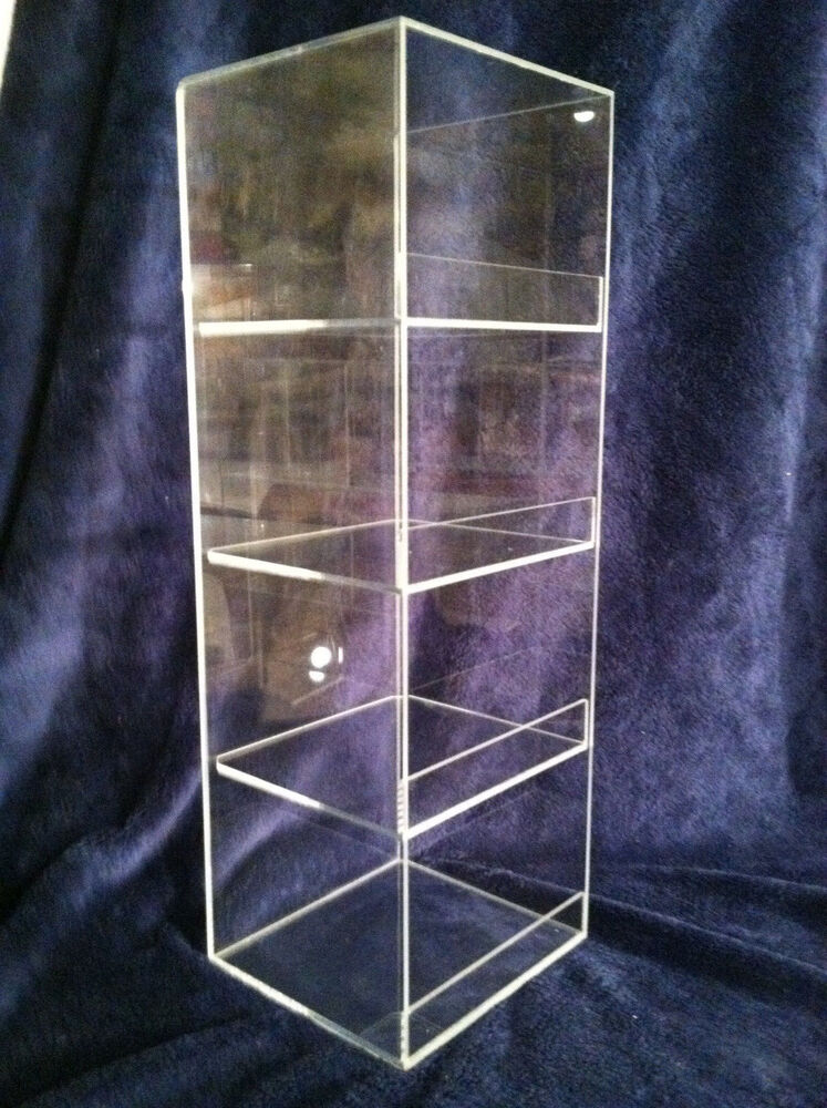 Acrylic Display Case 6 Quot X 6 Quot X 19 Quot Tall Convenience Store