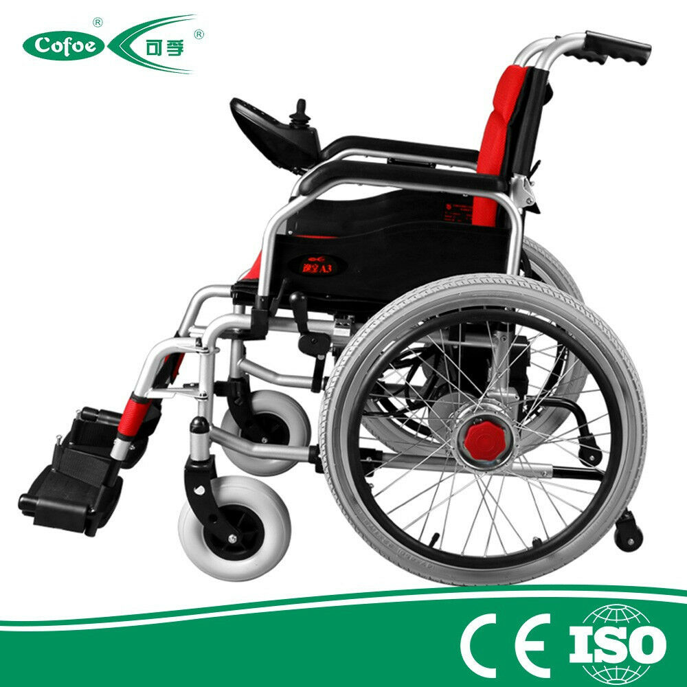 A3 Electric Power Wheelchair Quality 22 39 39 Dual Motors