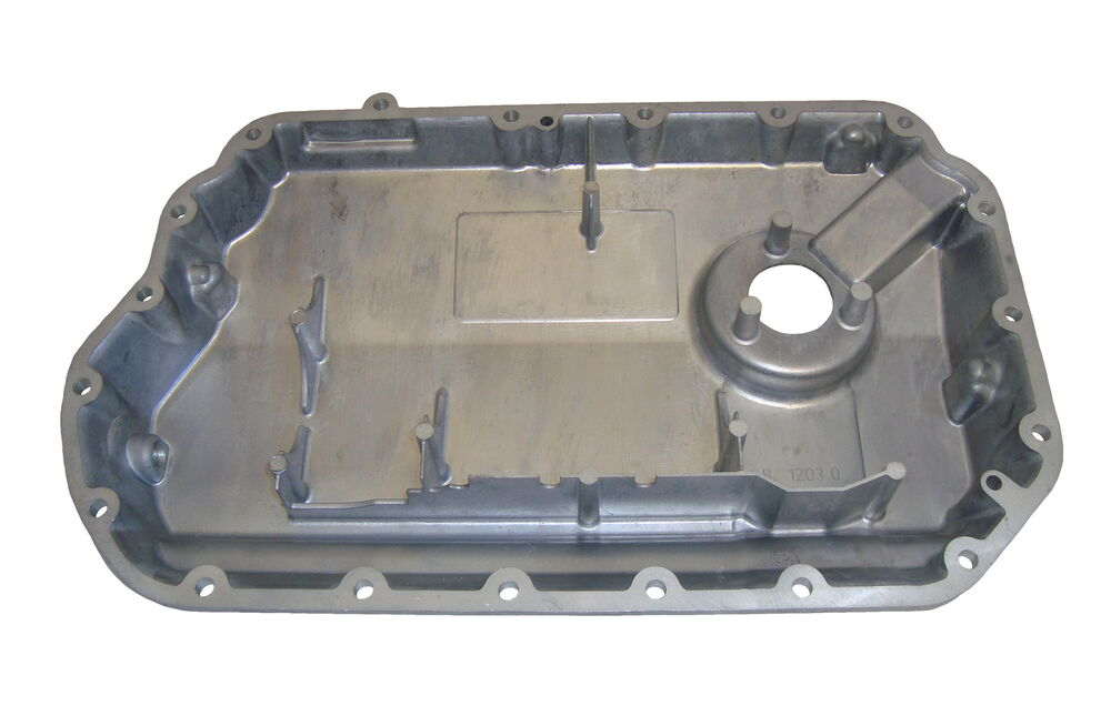 Engine oil pan lower for audi a4 cabriolet a6 quattro 3 0l for Audi a6 motor oil