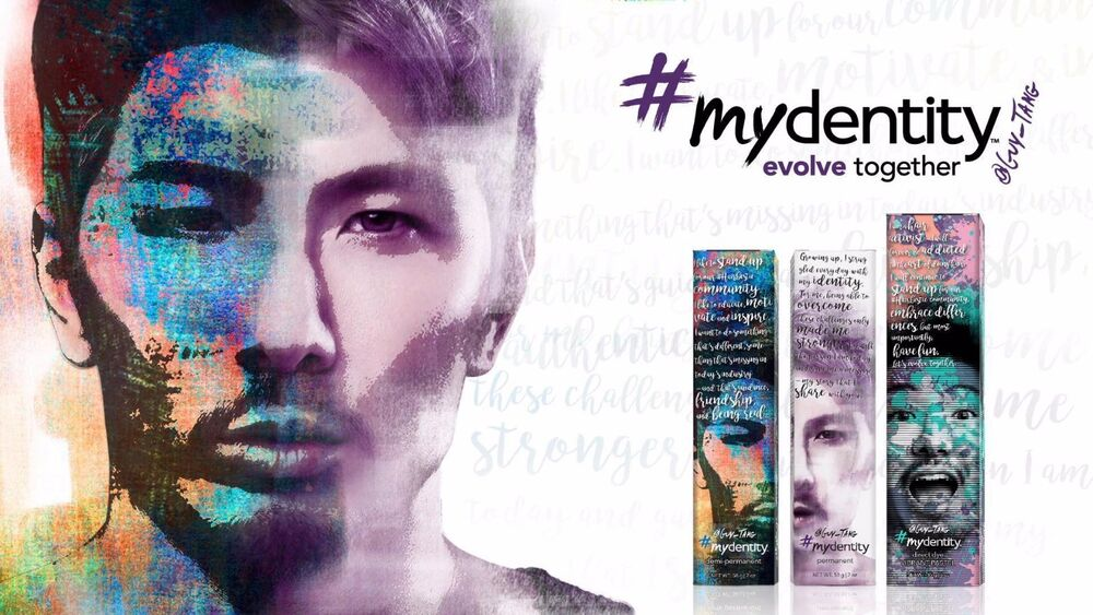 Guy Tang New Color Mydentity Hair Color Complete