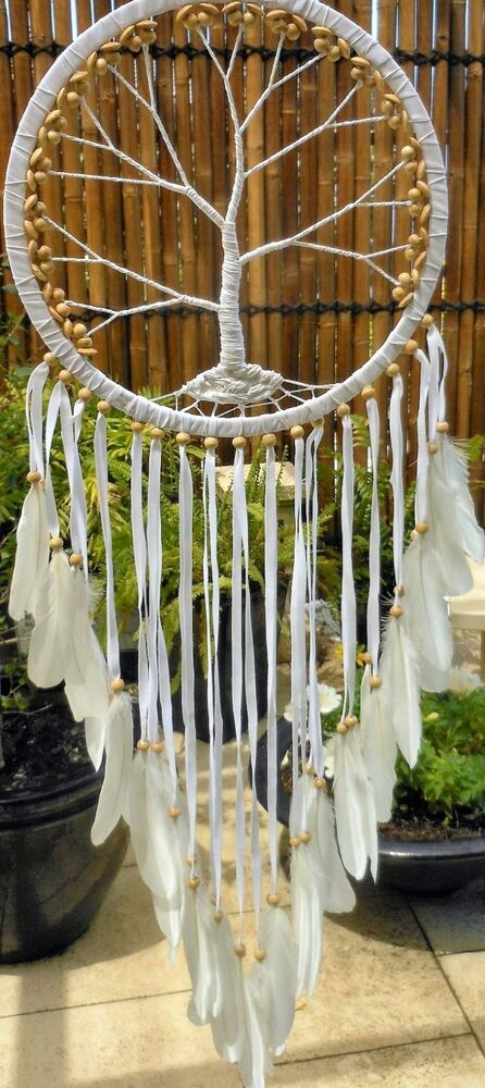 how to make a tree of life dreamcatcher