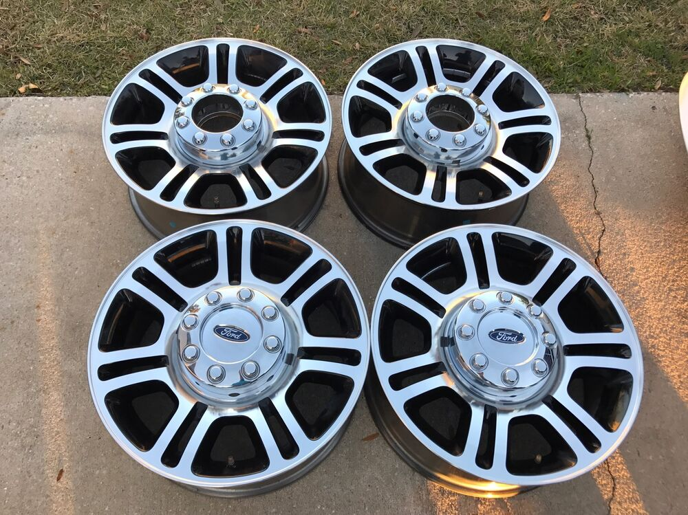 20 Quot Ford F250 F350 Factory Oem Factory Wheels Rims