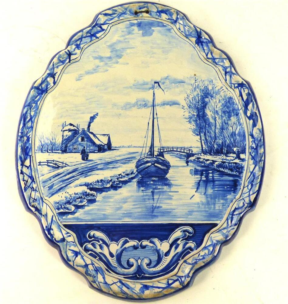 Delft Glass