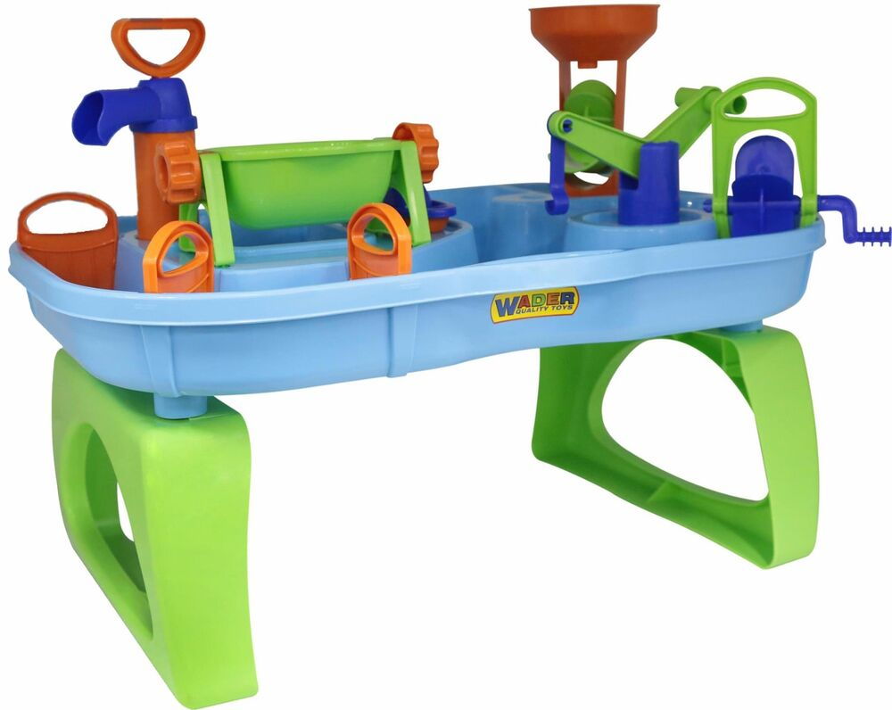 Preschool Table Toys : Kids toddler water play table activity fun toy children