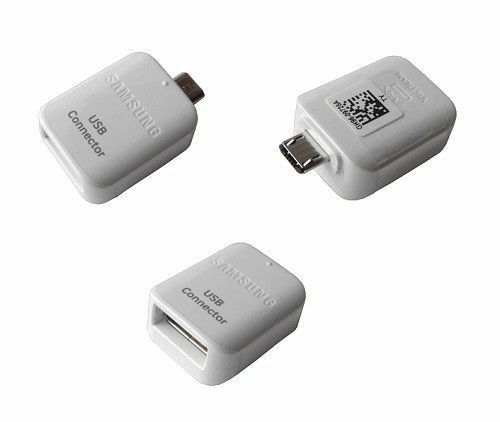 original samsung usb connector otg adapter for galaxy s6