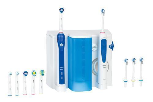 braun oral b professional care oxyjet 3000 center oc20. Black Bedroom Furniture Sets. Home Design Ideas