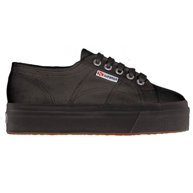 Superga ACOT DOUBLE 2790996 Nero mod. 2790996
