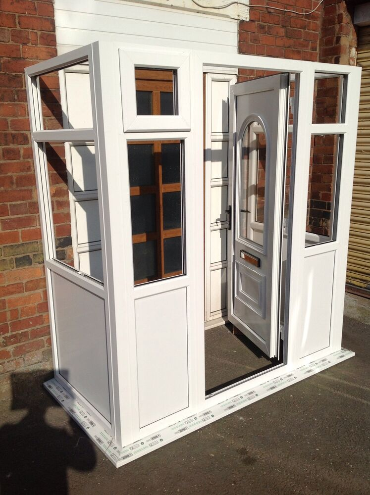 Upvc porch ebay for Porches prices