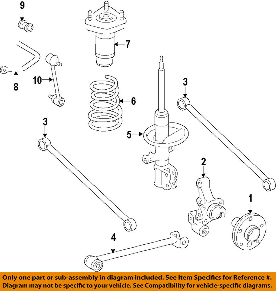 Corolla Suspension Diagram Wiring For You 2000 Toyota 2001 Rear