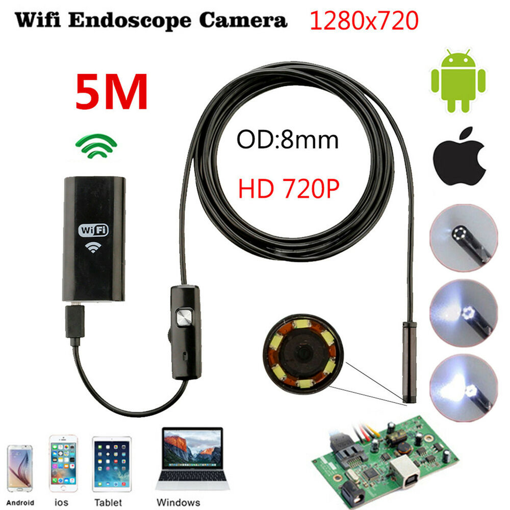 Usb Inspection Camera For Iphone