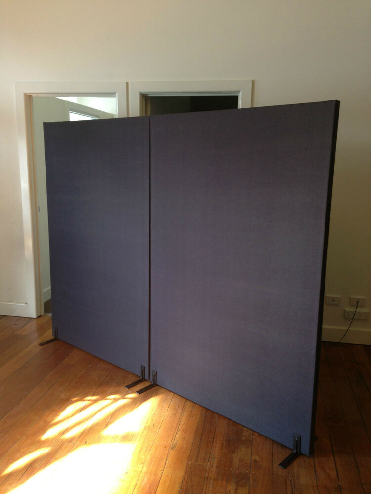 New Partition Screen Office Divider Temporary Wall EBay