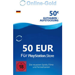 Kyпить 50€ PSN Card Playstation Network Guthaben Code - 50 EURO PS3 PS4 PS Vita - DE на еВаy.соm