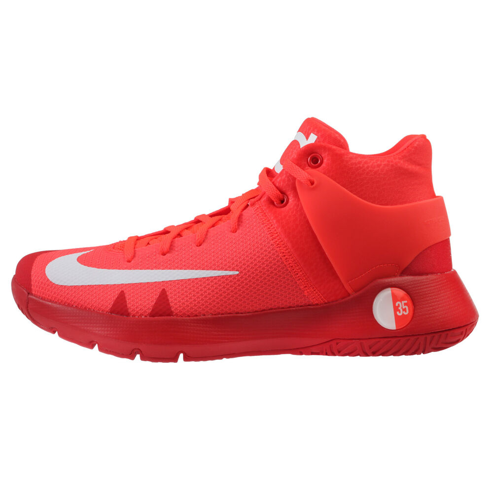 d30a30eb9be Details about Nike KD Trey 5 IV Mens 844571-616 Crimson Red Durant  Basketball Shoes Size 10