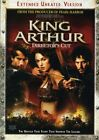 KING ARTHUR(DVD, 2004, Extended Unrated Version,Includes Insert)