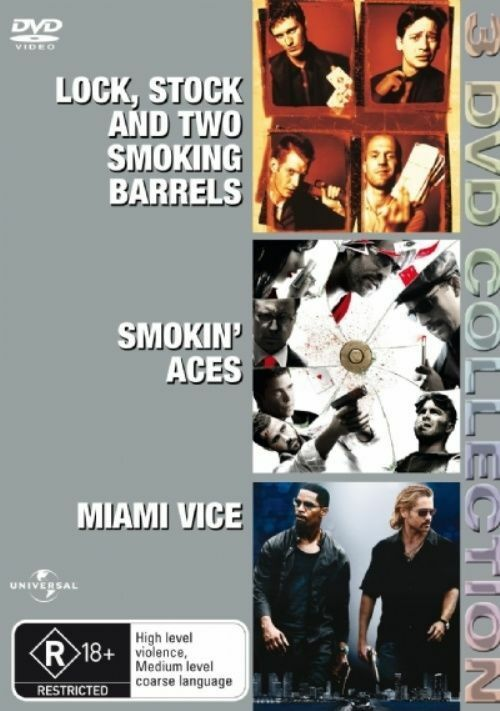 Smokin Aces Lock Stock and Two Smoking Barrels The Fast And The Furious Tokyo Drift Triple Feature Film Set Movie HD free download 720p