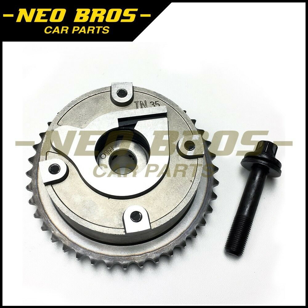 Intake Inlet Timing Camshaft Pulley Vanos Gear For BMW