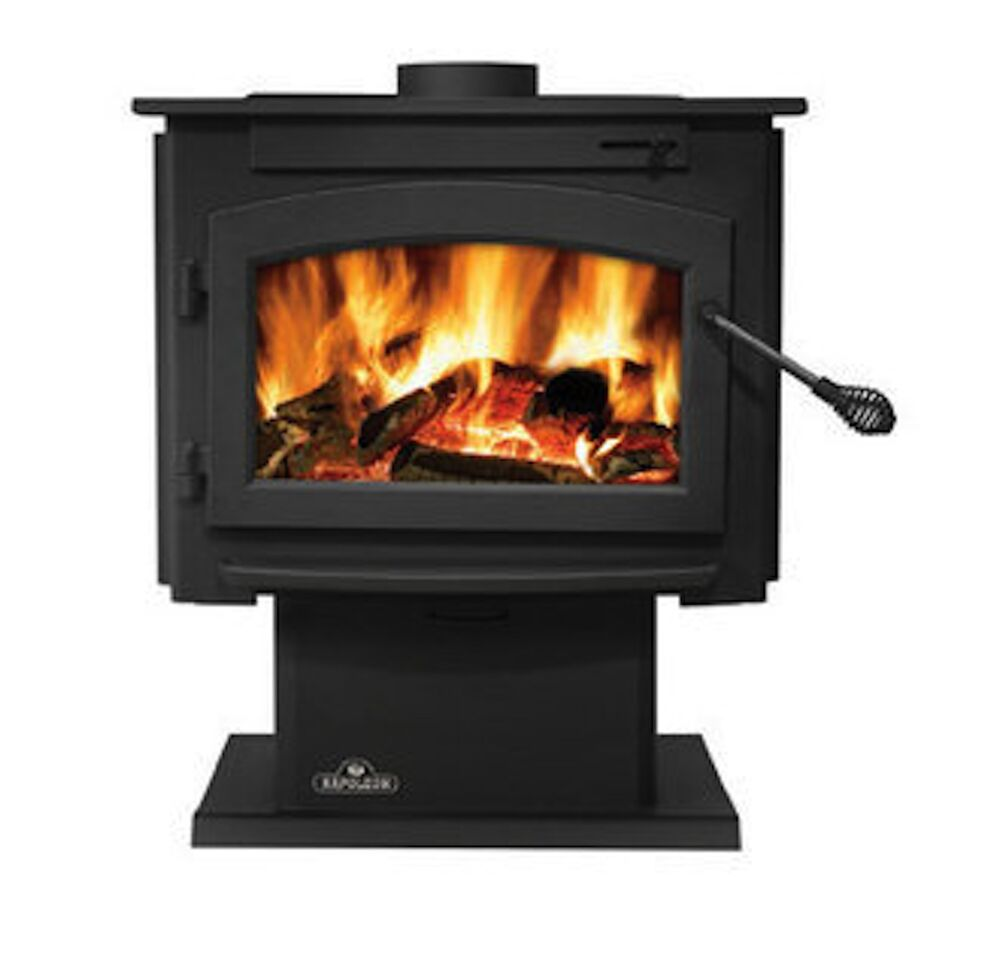 Napoleon timberwolf 2200 wood burning fireplace stove epa for Small efficient wood stoves