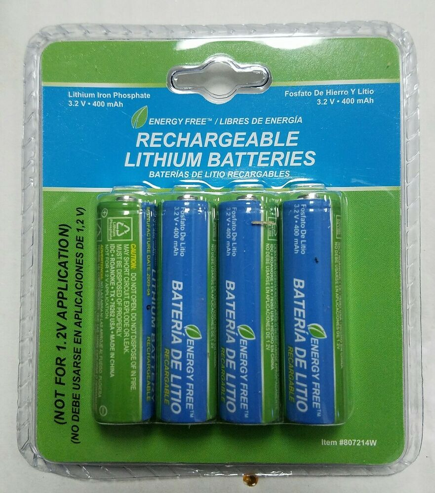 westinghouse aa rechargeable batteries 400 mah 3 2v. Black Bedroom Furniture Sets. Home Design Ideas