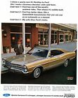 Vintage  Original  1967  FORD  XL  with  390  V-8  ADVERTISEMENT- 10