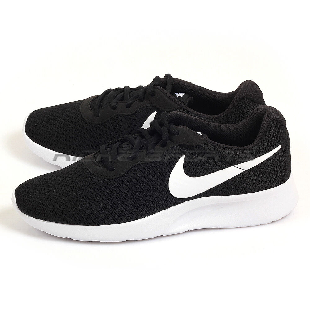 Details about Nike Tanjun Black White Lightweight Classic Lifestyle Running  Shoes 812654-011 6feeb7255066