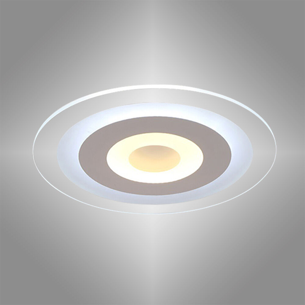 Dimmable Flush Mount Living Room Led Ceiling Light