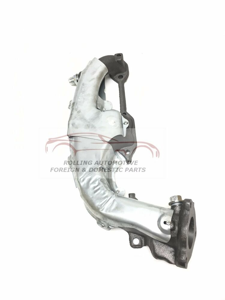 5 7l 350 Passenger Side Lt1 Exhaust Manifold New Ebay