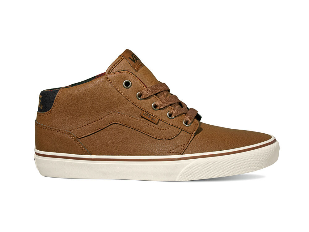 ff4434b279 Details about Vans Mens Shoes - Chapman MTE Mid Top - Trainers Skate Footwear  Mid Ankle Boot