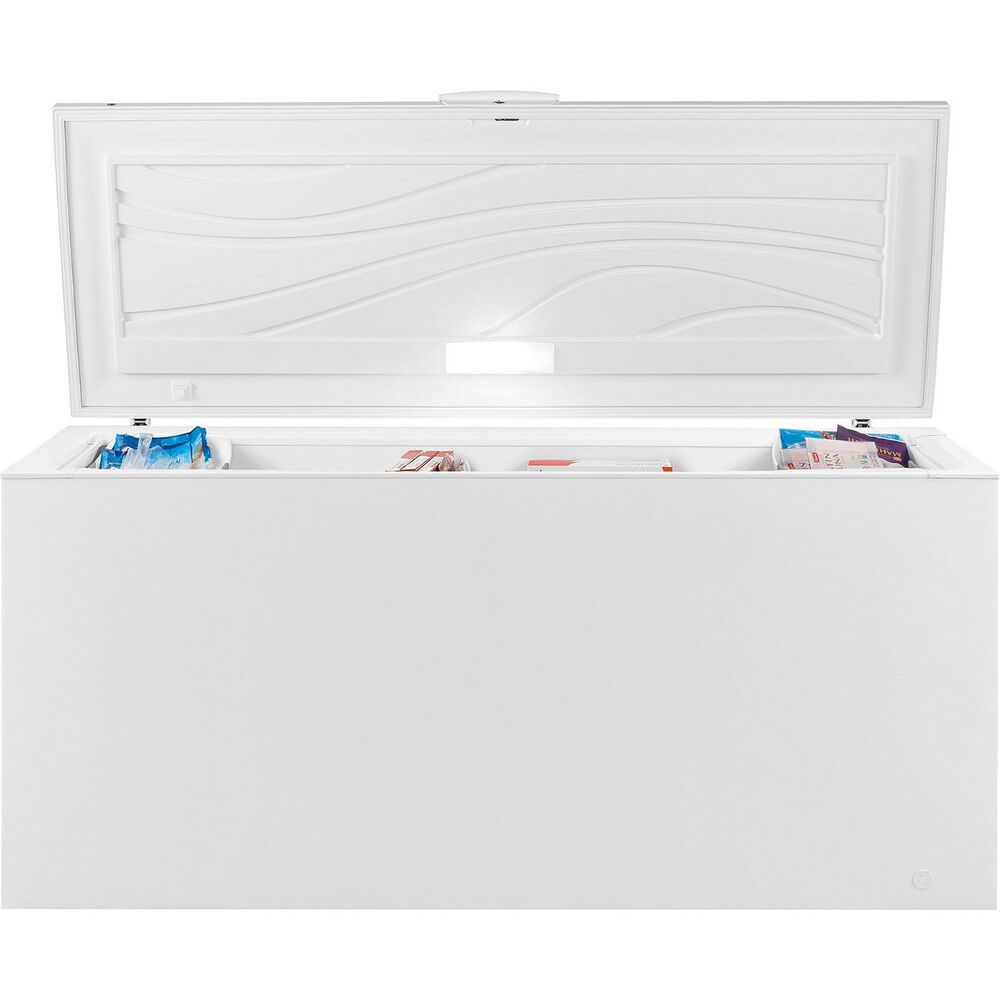 17.5 Cubic Foot Kenmore Chest Freezer with Security Lock