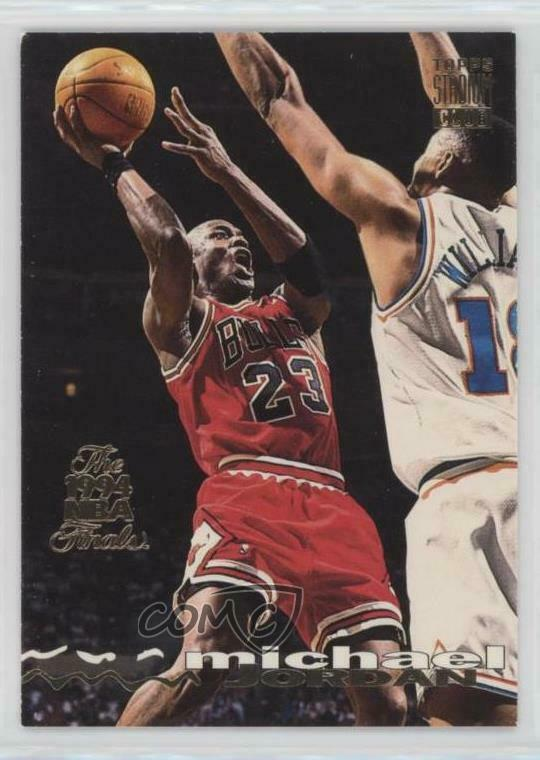 1993 Topps Stadium Club NBA Finals Winner Prize 169 ...