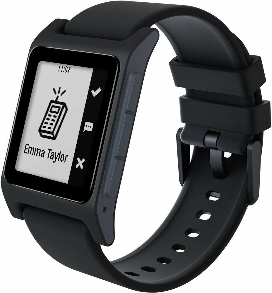 Pebble 2 SE Fitness Tracker Bluetooth Smartwatch for ...
