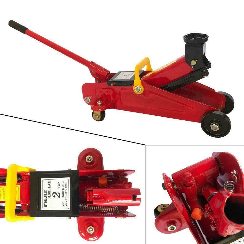 Hydraulic Floor Jack Low Profile Car Auto Vehilce 2 Ton