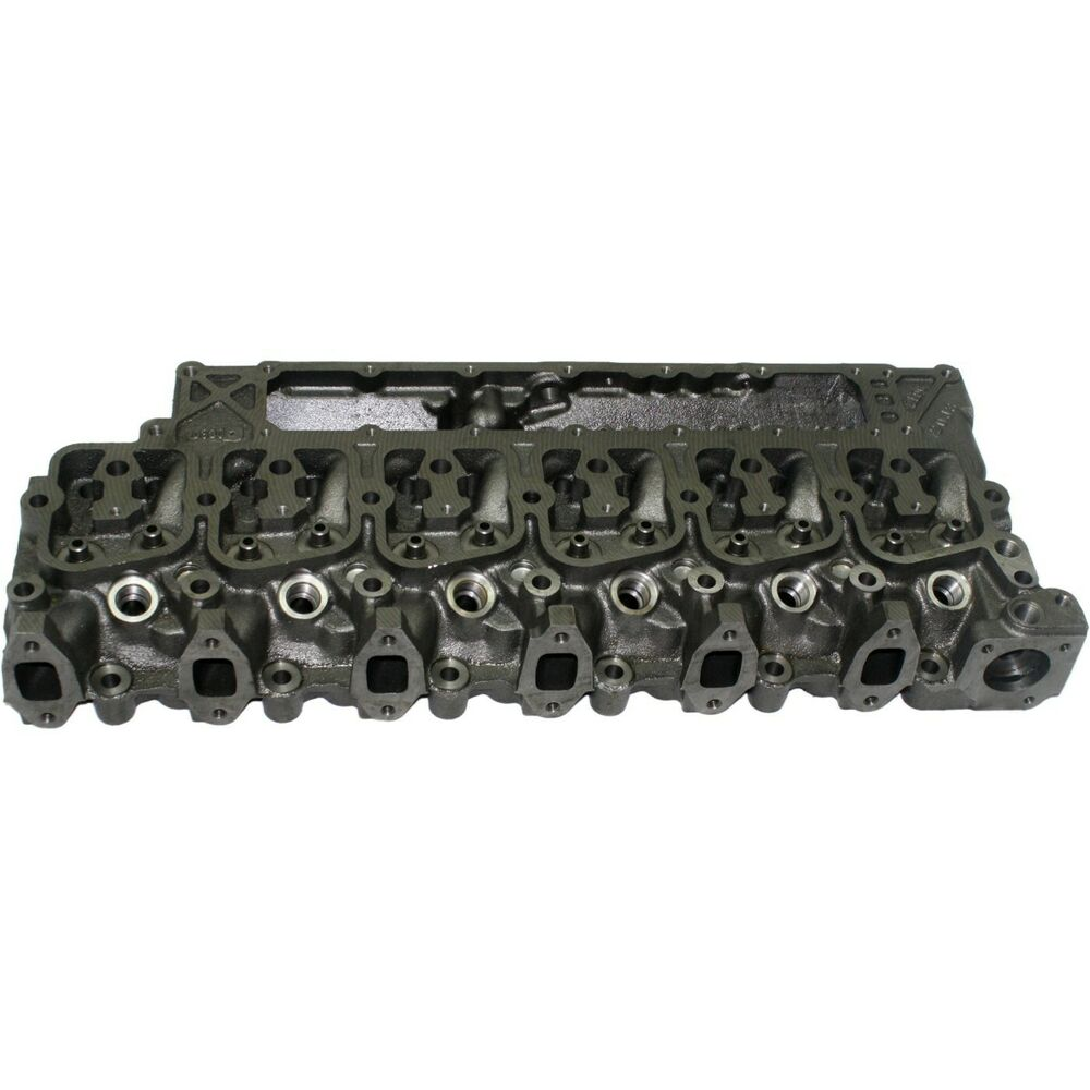 New Engine Cylinder Head Cummins Dodge Ram Truck 5.9 5.9L