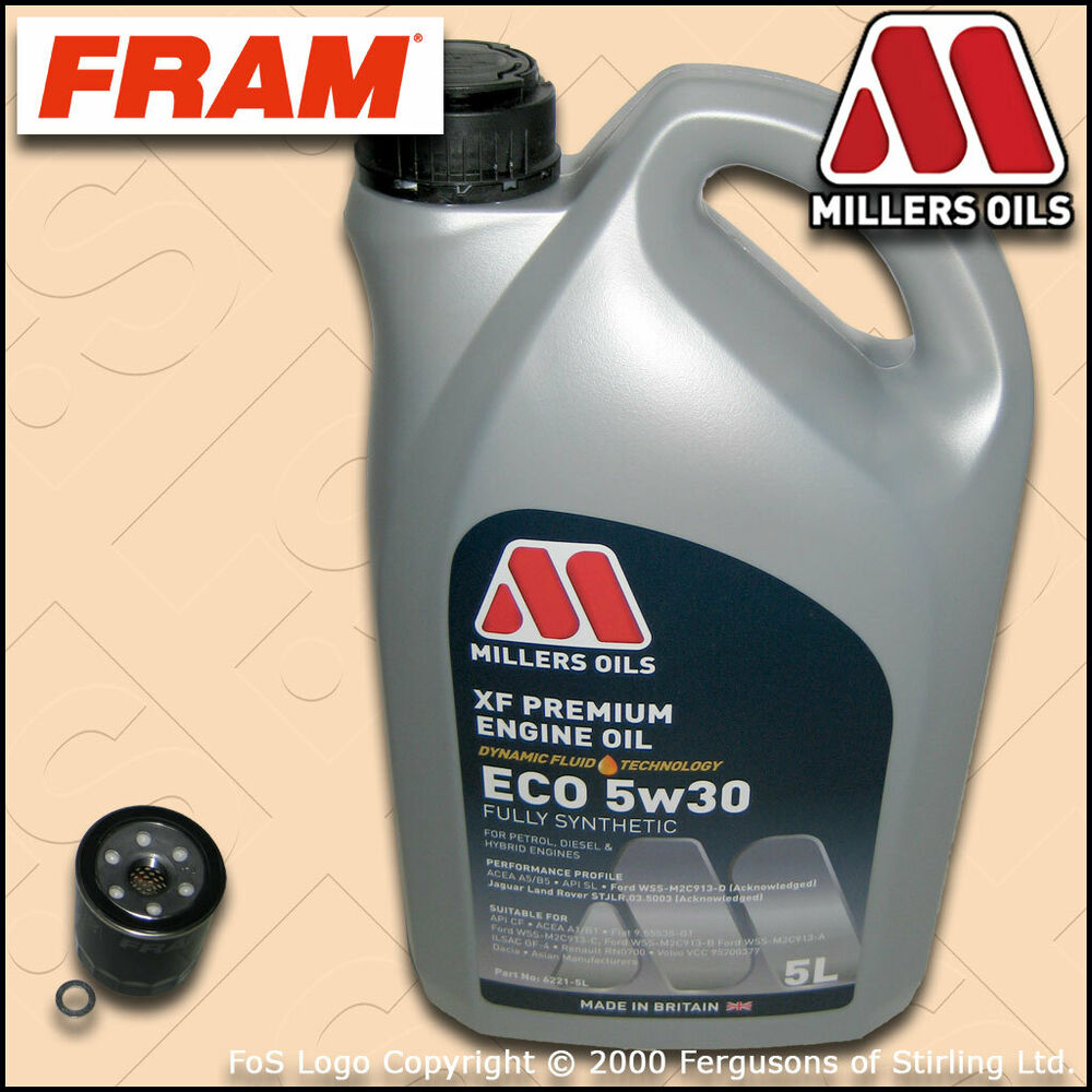 Details About Honda Civic Type R Ep3 Fram Oil Filter With 5w30 Service Kit 2001 2006