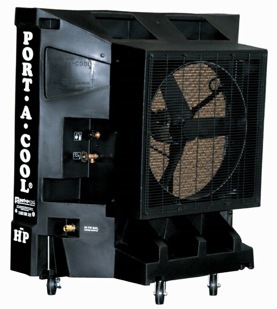 portacool pac2k361s 36inch cfm portable evaporative cooler new in box