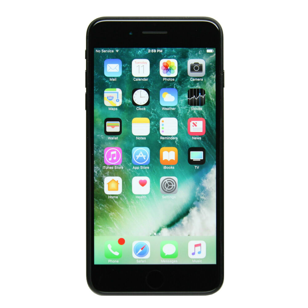 verizon iphone deals apple iphone 7 plus a1784 128gb black gsm unlocked ebay 13229