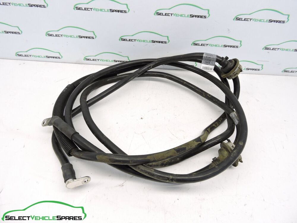audi a4 b8 main battery positive power cable lead wiring loom
